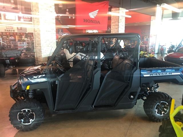 2020 Polaris Ranger Crew XP 1000 Premium at Kent Powersports of Austin, Kyle, TX 78640