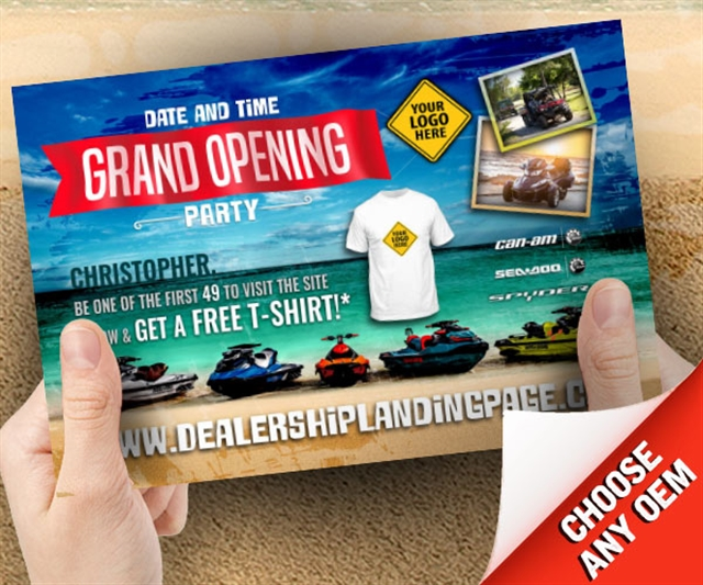 2019 SUmmer Grand Opening Powersports at PSM Marketing - Peachtree City, GA 30269