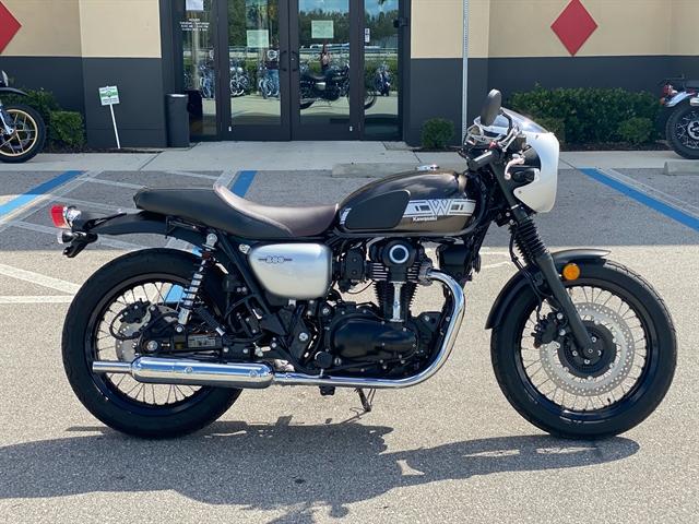 2019 Kawasaki W800 Cafe at Fort Myers