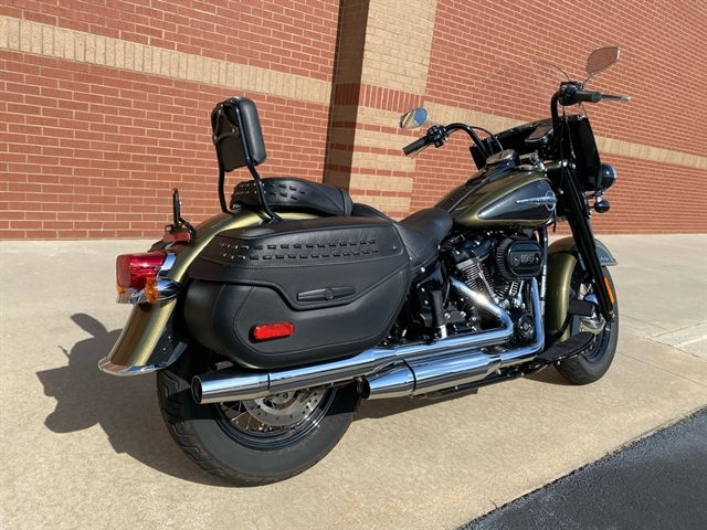 2018 Harley-Davidson Softail Heritage Classic 114 at Harley-Davidson of Macon