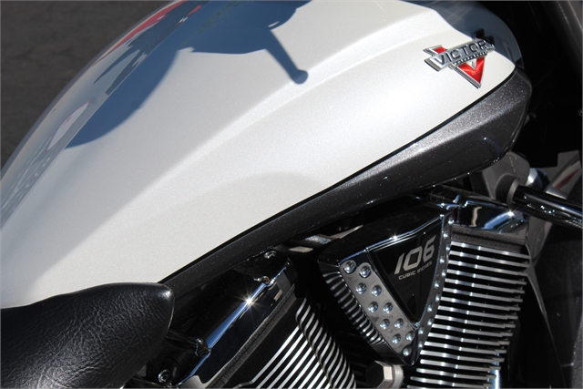 2016 Victory Cross Country Tour Base at Aces Motorcycles - Fort Collins