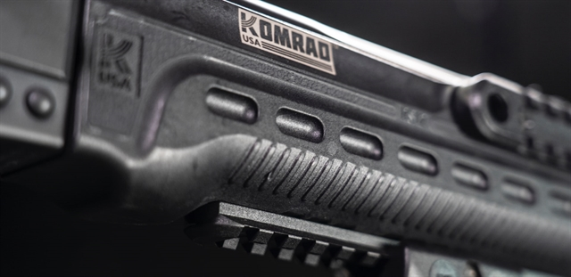 2019 Kalashnikov USA Komrad at Harsh Outdoors, Eaton, CO 80615