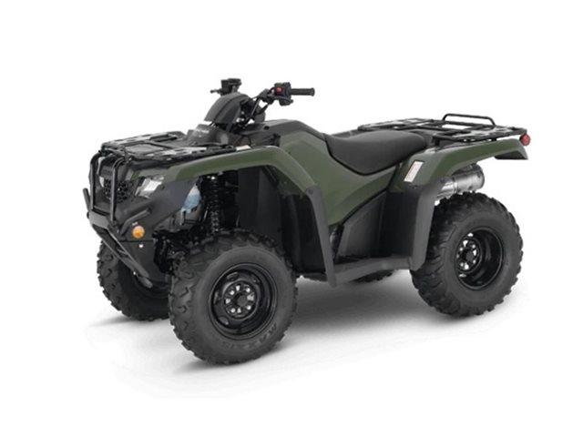 2021 Honda FourTrax Rancher 4x4 EPS at Friendly Powersports Slidell