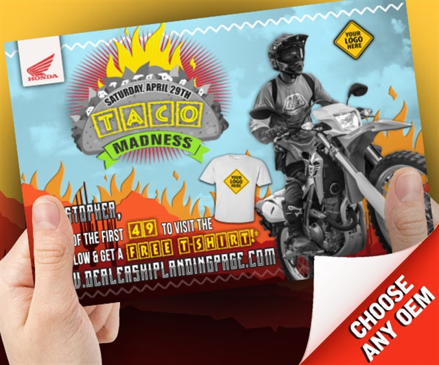 2018 ANYTIME Taco Madness Powersports at PSM Marketing - Peachtree City, GA 30269