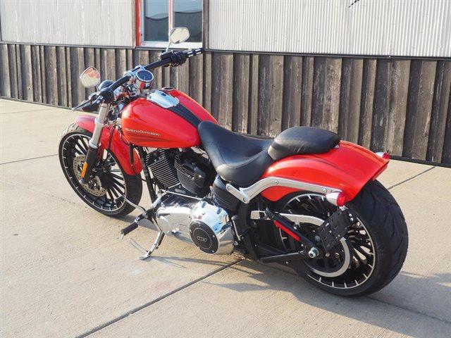 2017 Harley-Davidson Softail Breakout at Loess Hills Harley-Davidson