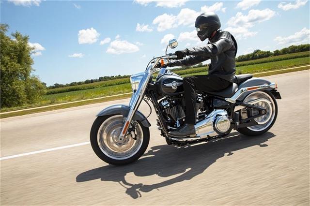 2021 Harley-Davidson Cruiser Fat Boy 114 at Texoma Harley-Davidson