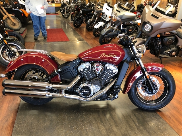 2020 Indian Scout 100th Anniversary at Got Gear Motorsports
