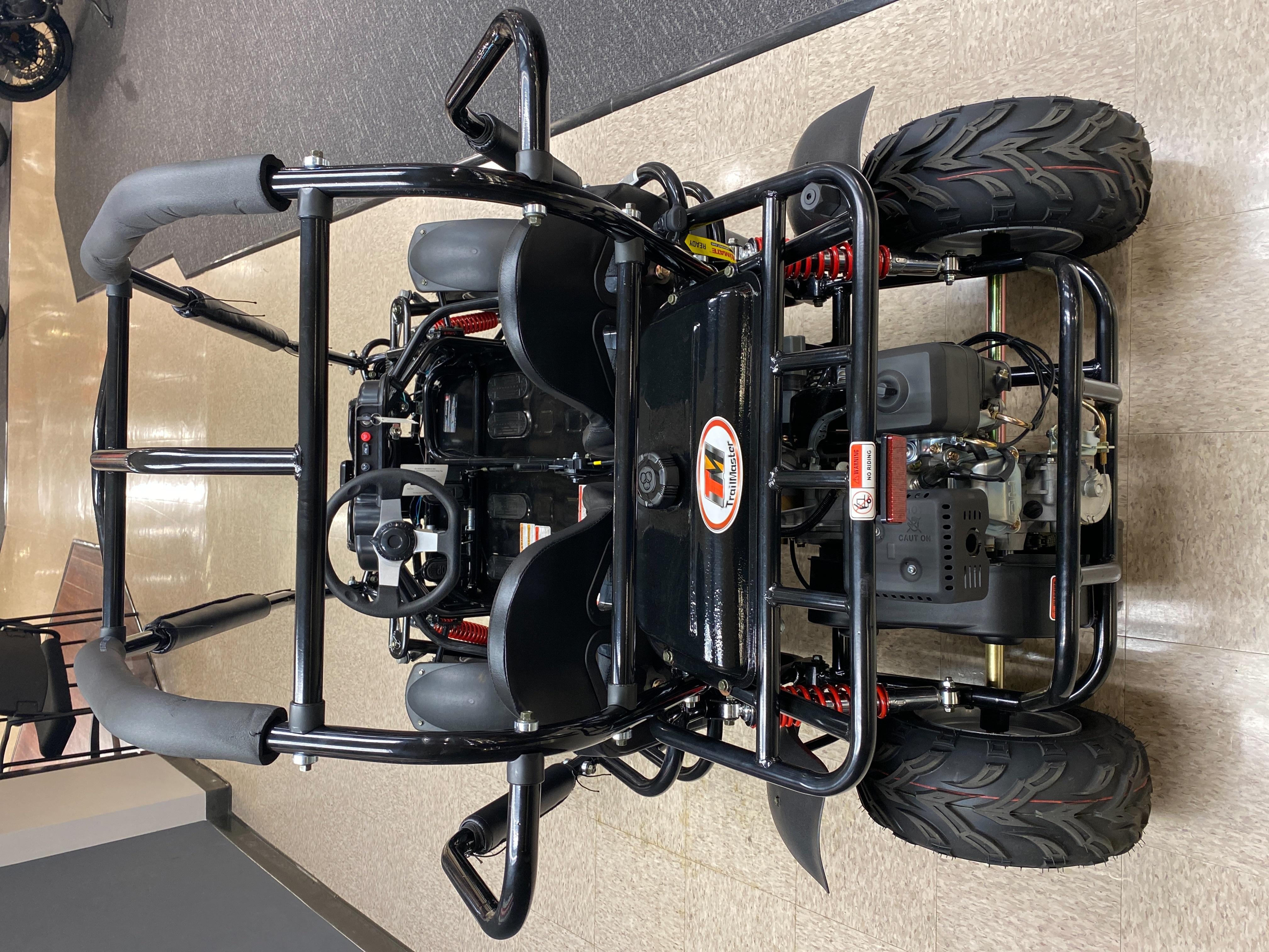 2021 Trail Master Karts MID XRXR-BLK MID XRX/R-BLK at Sloans Motorcycle ATV, Murfreesboro, TN, 37129