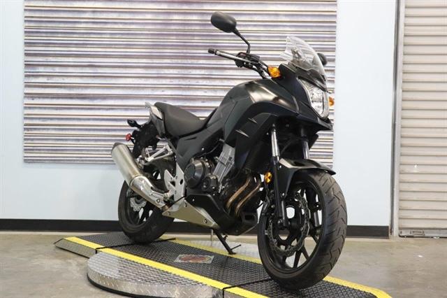 2013 Honda CB 500X ABS at Used Bikes Direct