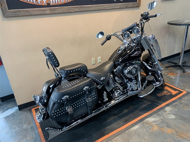 2015 Harley-Davidson Softail Heritage Softail Classic at Vandervest Harley-Davidson, Green Bay, WI 54303