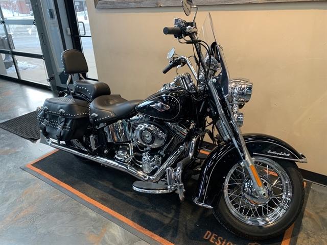 2015 Harley-Davidson Softail Heritage Softail Classic at Vandervest Harley-Davidson, Green Bay, WI 54303