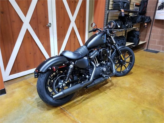 2021 Harley-Davidson Street XL 883N Iron 883 at Legacy Harley-Davidson