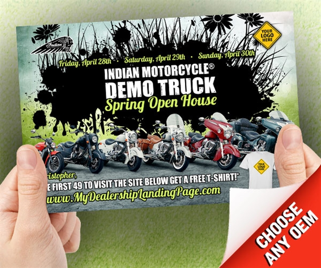 2019 Spring Demo Truck Powersports at PSM Marketing - Peachtree City, GA 30269