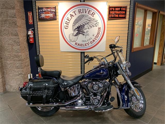 2012 Harley-Davidson Softail Heritage Softail Classic at Great River Harley-Davidson