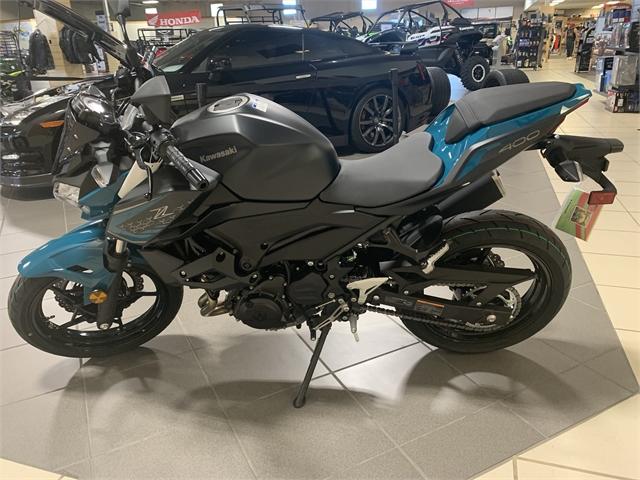 2021 Kawasaki Z400 ABS at Star City Motor Sports