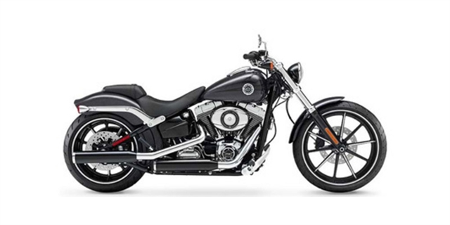 2014 Harley-Davidson Softail Breakout at Youngblood Powersports RV Sales and Service