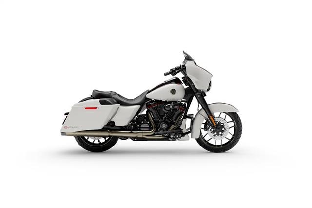 2021 Harley-Davidson Touring FLHXSE CVO Street Glide at Zips 45th Parallel Harley-Davidson