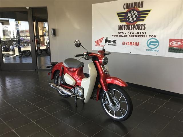2021 Honda Super Cub C125 ABS at Champion Motorsports