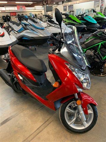 2020 Yamaha XC155LR Base at Powersports St. Augustine