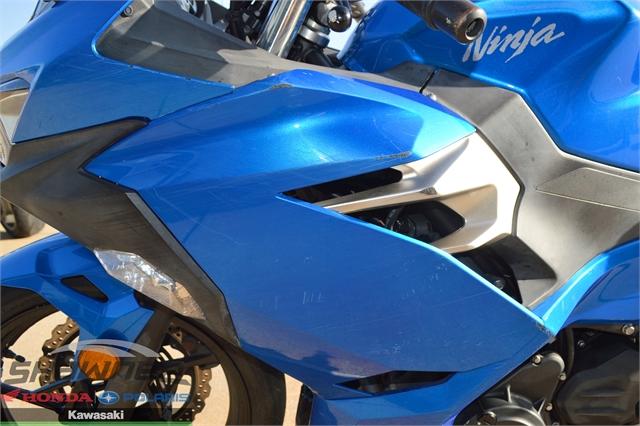 2018 Kawasaki Ninja 400 Base at Shawnee Honda Polaris Kawasaki