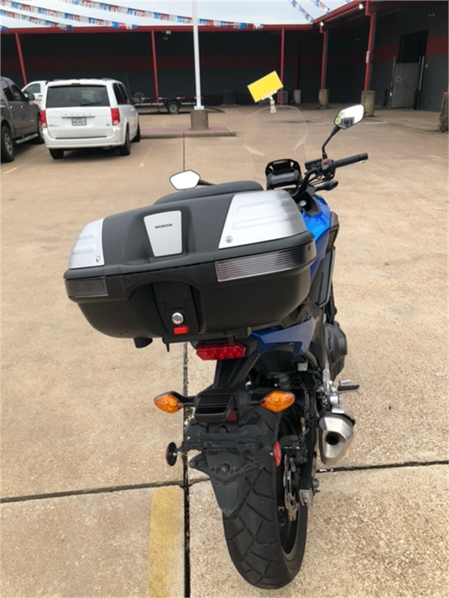 2019 Honda NC750X DCT ABS at Wild West Motoplex