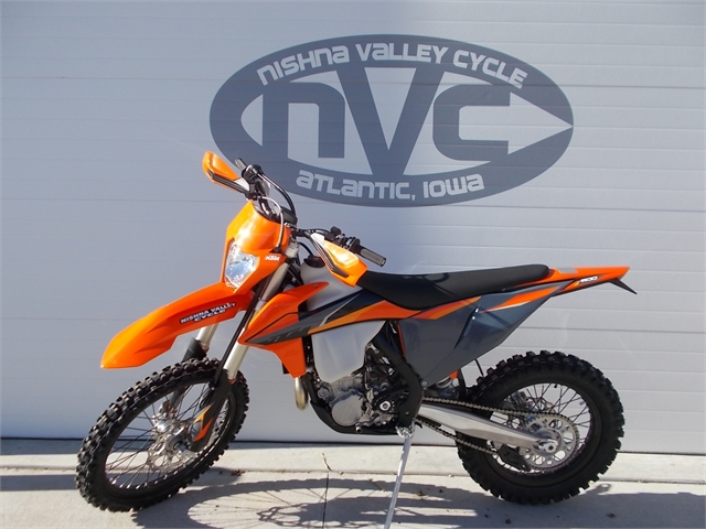 2021 KTM XC 500 F-W at Nishna Valley Cycle, Atlantic, IA 50022