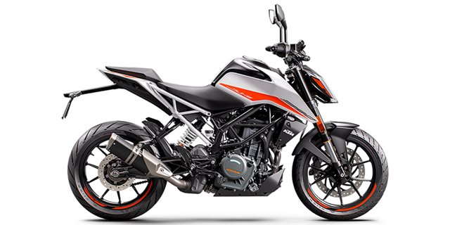 2021 KTM Duke 390 at Wild West Motoplex