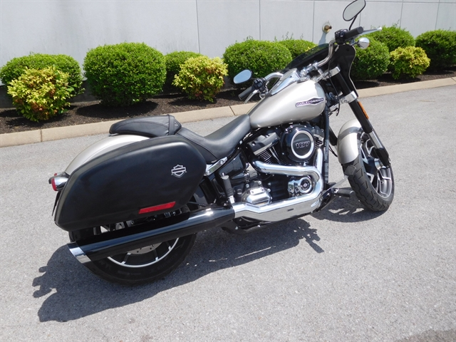 2018 Harley-Davidson Softail Sport Glide at Bumpus H-D of Murfreesboro