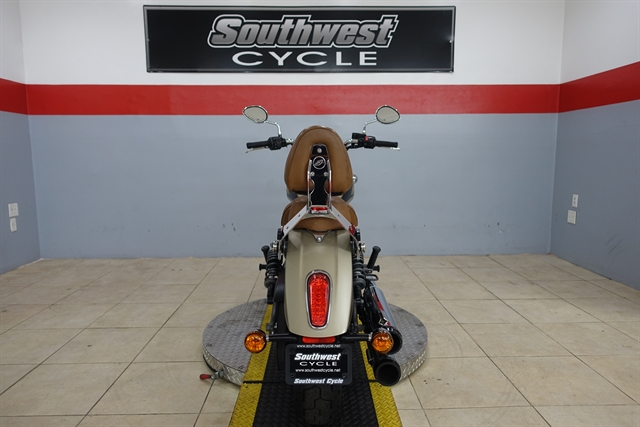 2017 Indian Scout ABS Two Tone Base at Southwest Cycle, Cape Coral, FL 33909