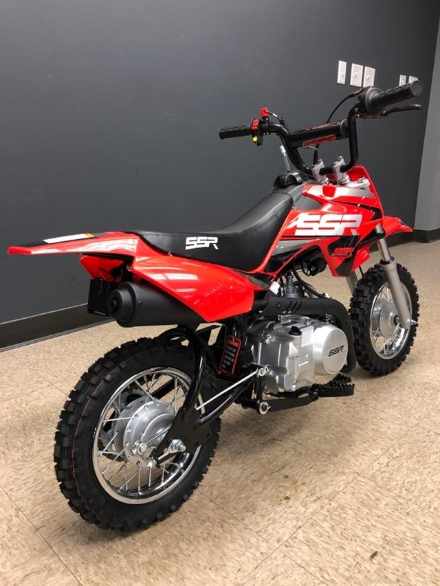 2021 SSR SRN70C SRN70C-21-RD at Sloans Motorcycle ATV, Murfreesboro, TN, 37129