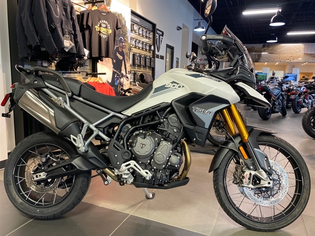 2020 Triumph Tiger 900 Rally at Frontline Eurosports