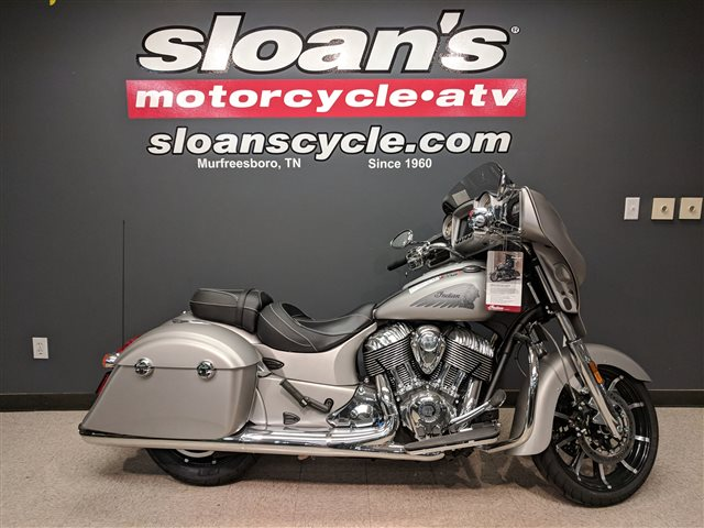 2017 Indian ChieftainR Limited