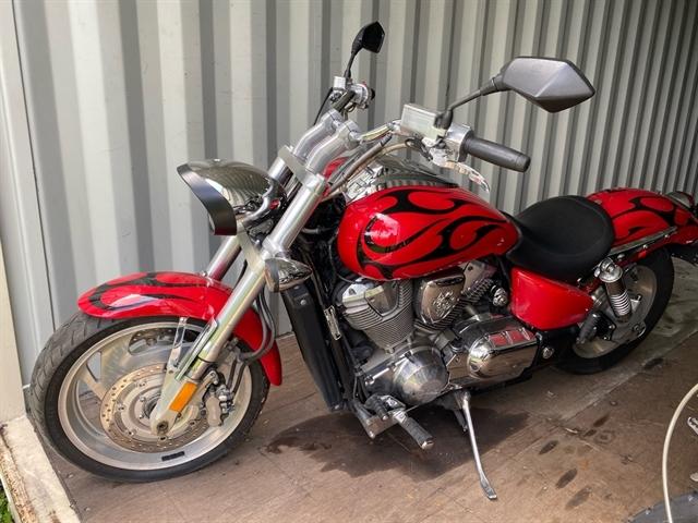 2007 Honda VTX 1800C Spec 1 at Tampa Triumph, Tampa, FL 33614