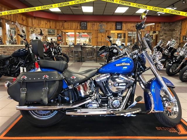 2017 Harley-Davidson Softail Heritage Softail Classic at High Plains Harley-Davidson, Clovis, NM 88101