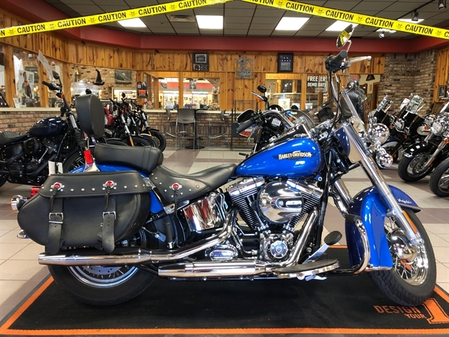 2017 Harley-Davidson Softail Heritage Softail Classic at High Plains Harley-Davidson, Clovis, NM 88101