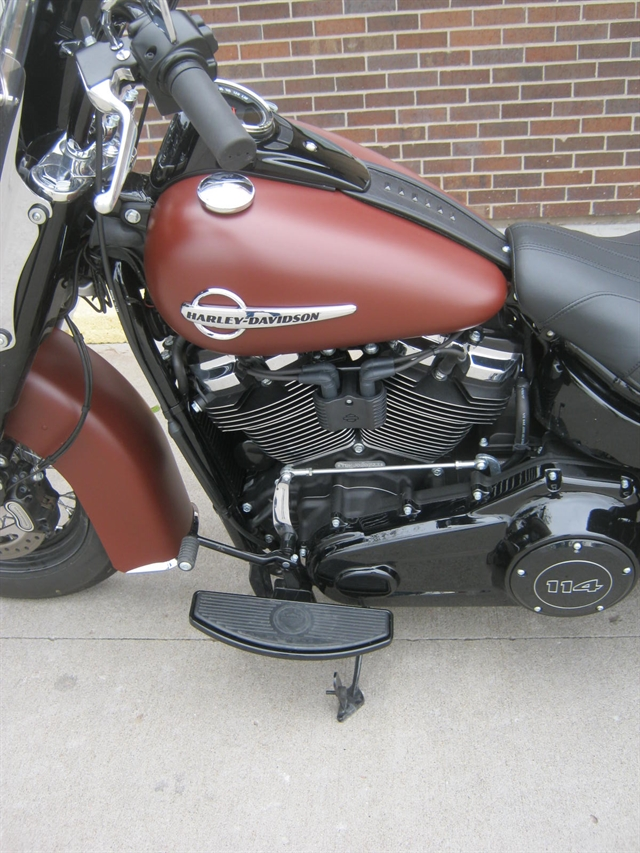 2018 Harley-Davidson FLHCS Heritage Softail Classic at Brenny's Motorcycle Clinic, Bettendorf, IA 52722