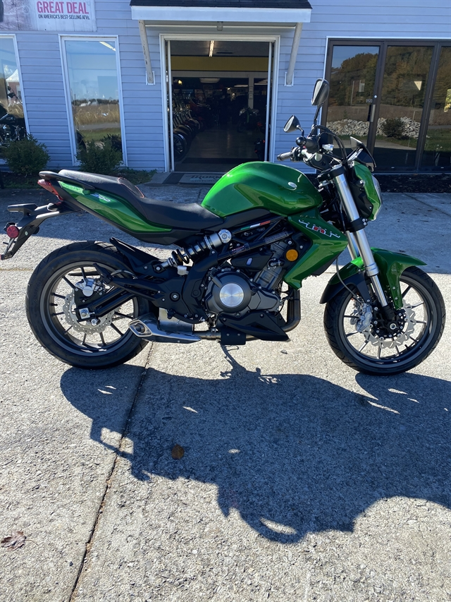 2019 Benelli SBN-TNT300 at Thornton's Motorcycle - Versailles, IN