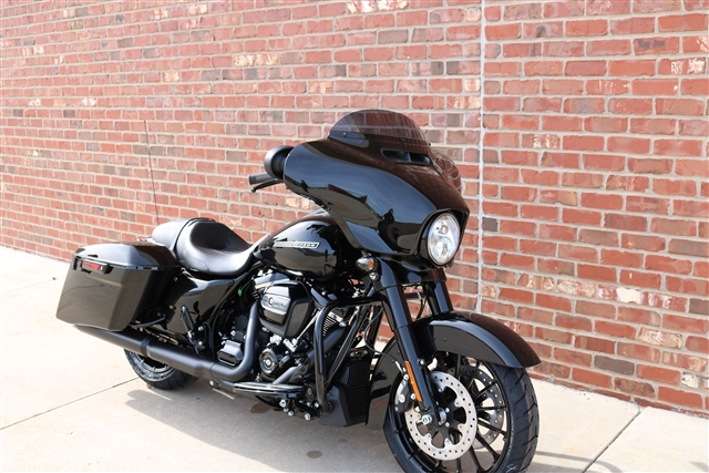 2019 Harley-Davidson Street Glide Special at Zylstra Harley-Davidson®, Ames, IA 50010