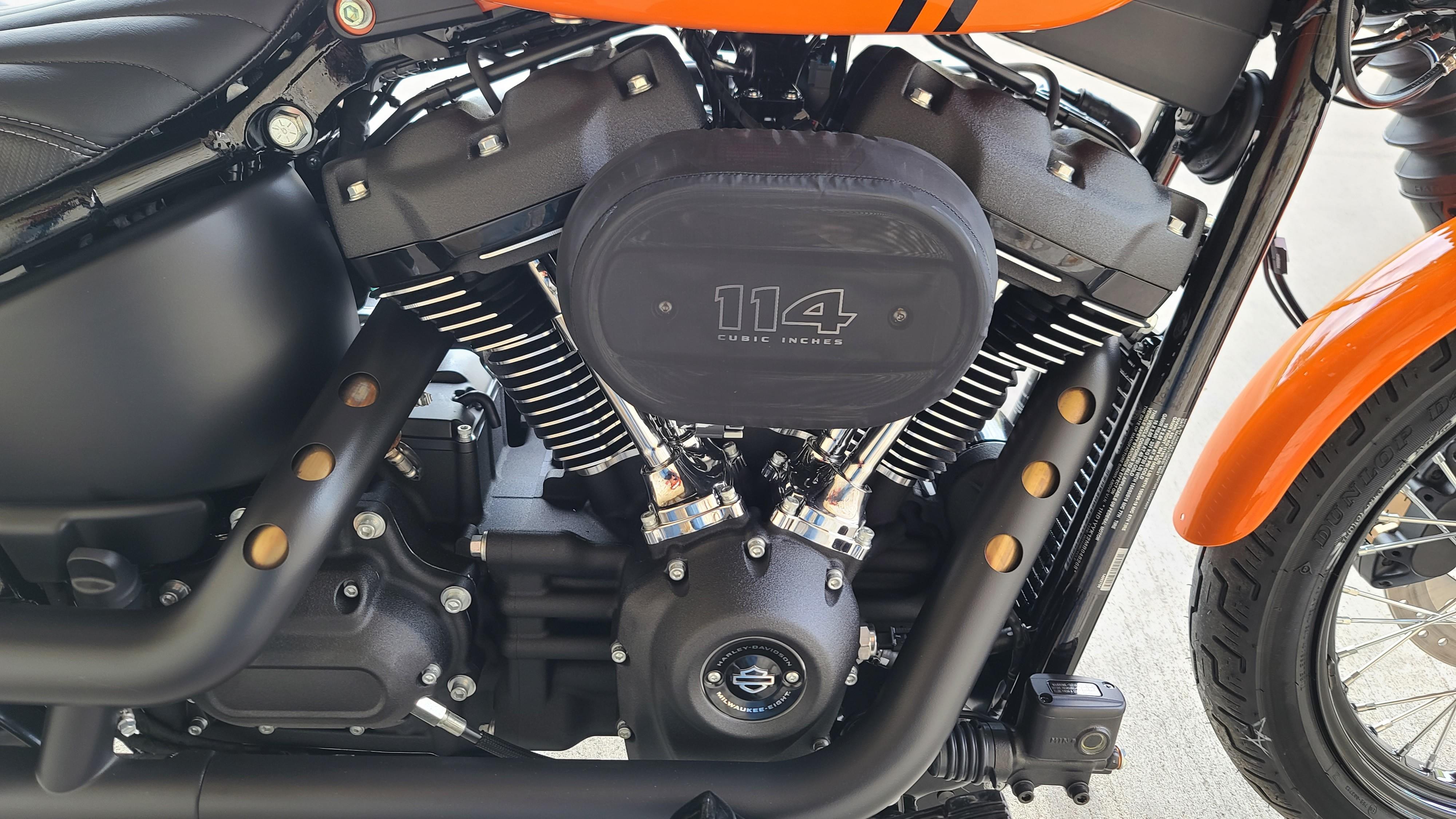 2021 Harley-Davidson Cruiser Street Bob 114 at Harley-Davidson of Waco