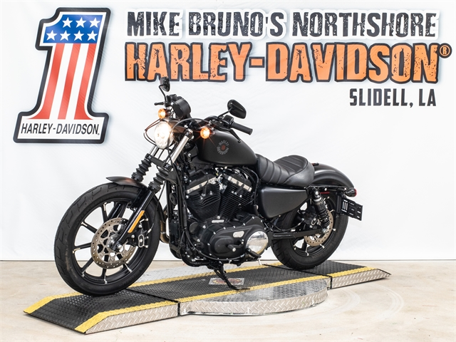 2021 Harley-Davidson Cruiser XL 883N Iron 883 at Mike Bruno's Northshore Harley-Davidson