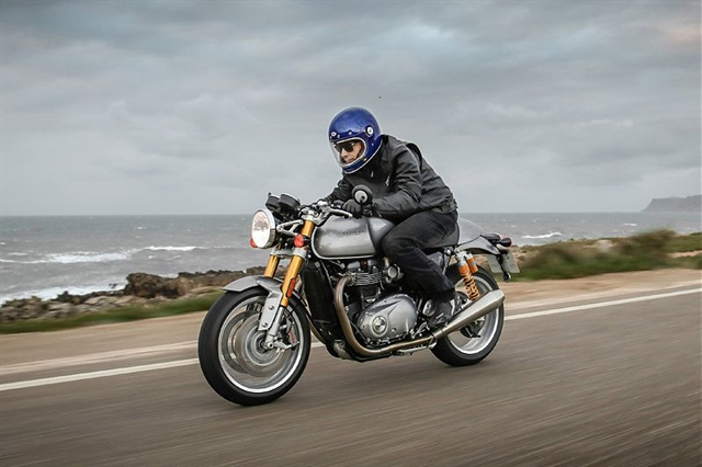 2019 Triumph Thruxton 1200 R at Fort Myers