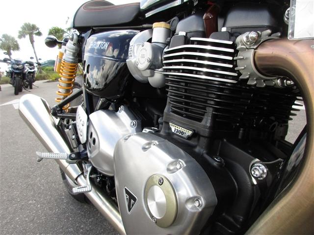 2019 Triumph Thruxton 1200 R at Stu's Motorcycles, Fort Myers, FL 33912