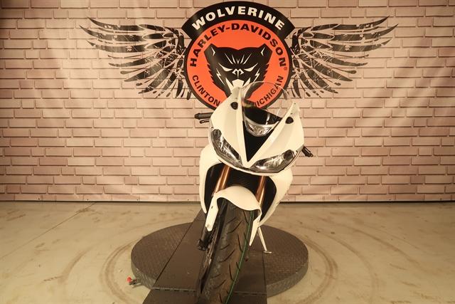 2013 Triumph Daytona 675R at Wolverine Harley-Davidson