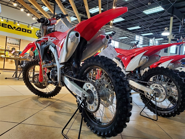 2021 Honda CRF 250R at Sun Sports Cycle & Watercraft, Inc.