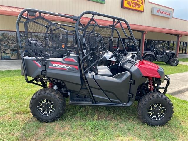 2020 Honda Pioneer 700-4 Deluxe at Dale's Fun Center, Victoria, TX 77904