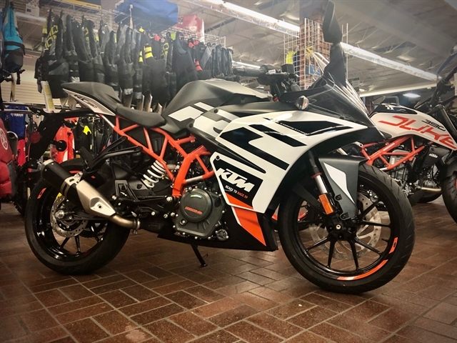 2020 KTM RC 390 at Wild West Motoplex