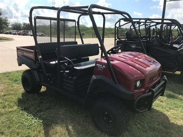2020 Kawasaki Mule 4010 Trans4x4 at Dale's Fun Center, Victoria, TX 77904