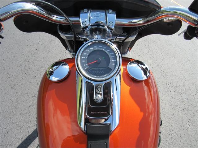 2019 Harley-Davidson Softail Sport Glide at Conrad's Harley-Davidson
