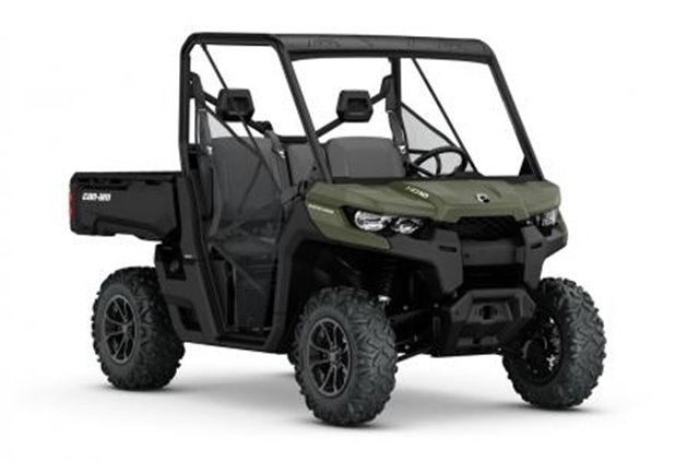2018 Can-Am Defender HD10 DPS at Thornton's Motorcycle - Versailles, IN