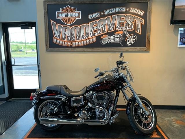 2016 Harley-Davidson Dyna Low Rider at Vandervest Harley-Davidson, Green Bay, WI 54303